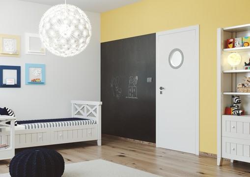 Vnitřní dveře Sapeli do dětského pokoje