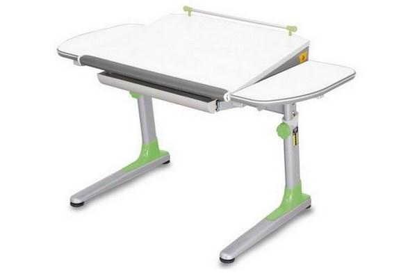 Žhavá novinka – elegantní bílé provedení rostoucího stolu