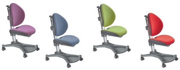 Nové ergonomické židle MyPony