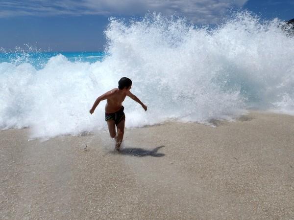 Rodinná dovolená v Řecku s cestovní kanceláří Viamare