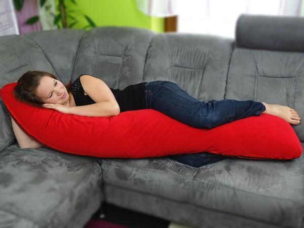 Pohodlný a zdravý spánek na boku