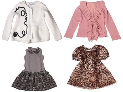 Luxusní móda pro dívky