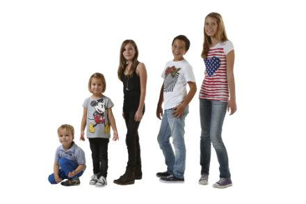 židle Mayer je vhodná pro děti od 4 do 18 let