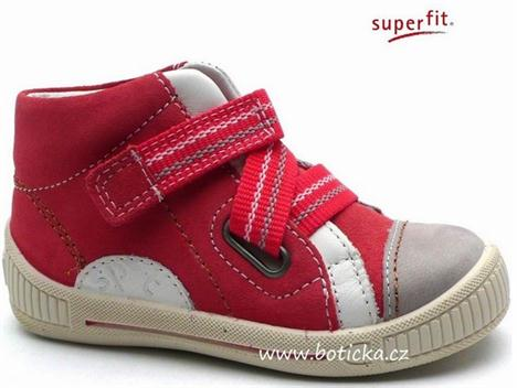 Vycházková kotníčková obuv