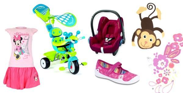 Pohodlný výběr z dětského zboží v e-shopu www.prodeti.cz