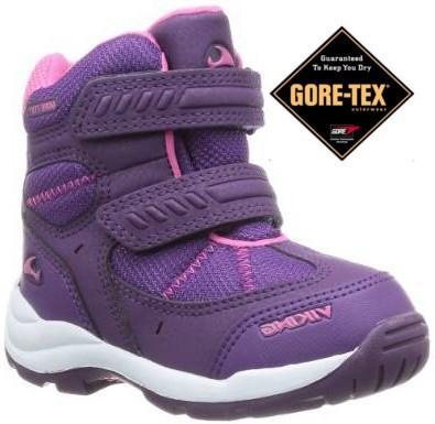 Dětská zimní obuv s GTX Viking