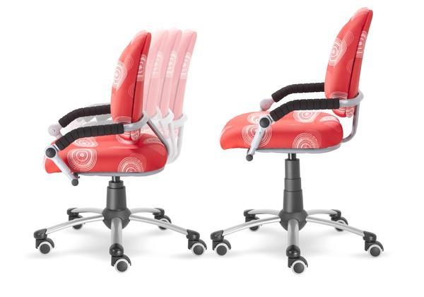 Rostoucí židle pro děti od 4 až do 18 let