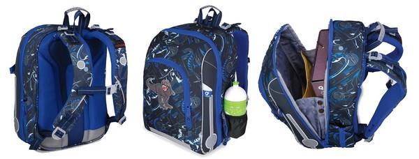 Školní batoh TOPGAL CHI 736 D Navy