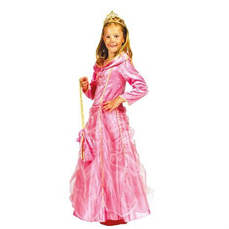 Dětské masky princezny, dětské kostýmy princezna