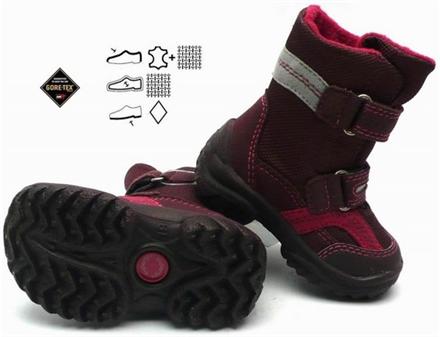 Maminky si v dnešní době rovněž oblíbily celoroční goretexovou obuv 21b146766c