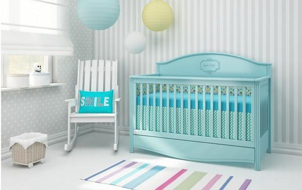 Pokojíček pro miminko GOOD NIGHT - Mint