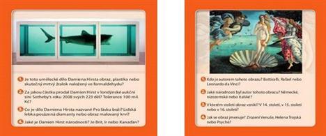 Karticky ke spolecenske hre Umeni