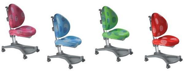 Ergonomické židle MyPony z dílny MAYER CZ