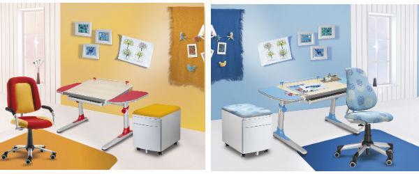 barevné varianty interiéru s nábytkem Mayer