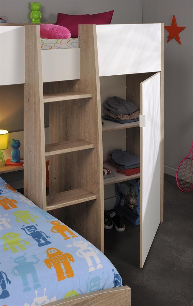 Úložný prostor postele Alan