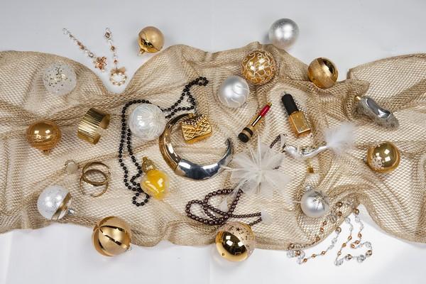 Kolekce vánočních ozdob Slavnostní elegance