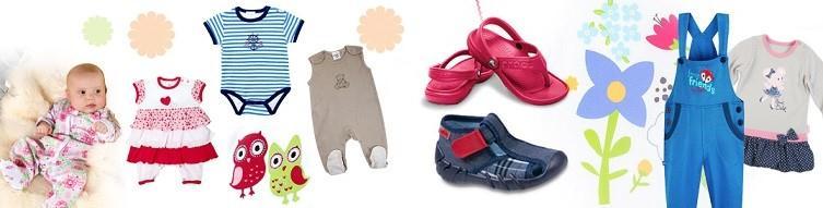 Největší výběr oblečků a botiček je v e-shopu www.prodeti.cz