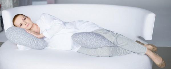 Těhotenský polštář