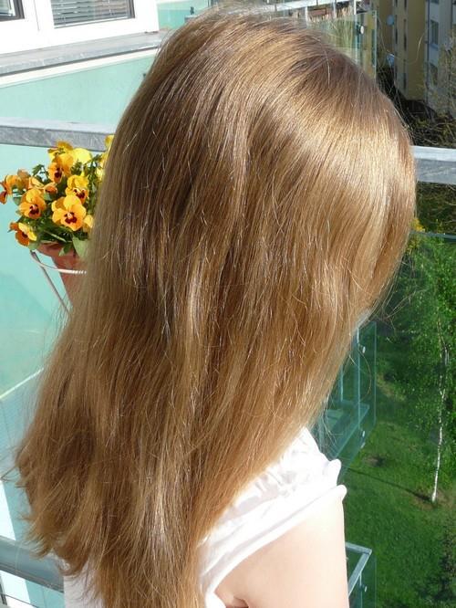 Adéla - Khadi Střední blond www.khadi-cz.cz