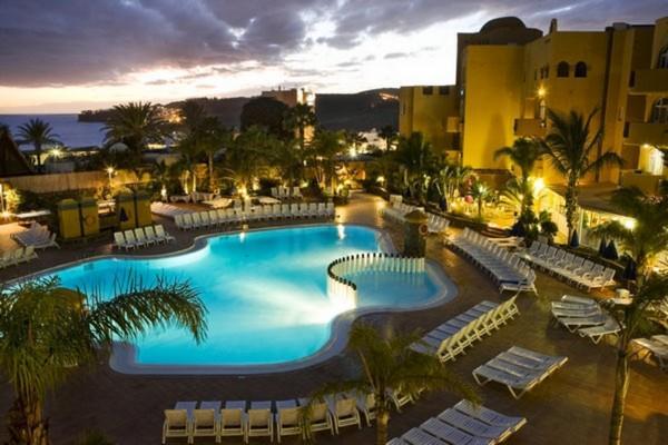 Luxusní dovolená na Kanárech