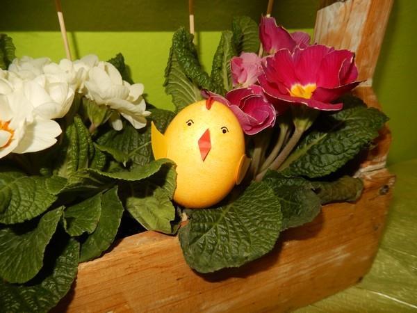 Velikonoční kuřátko