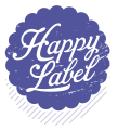 logo Happy Label