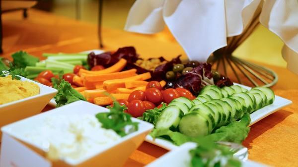 Zelenina, především listová, by neměla chybět v jídelníčku každé budoucí maminky