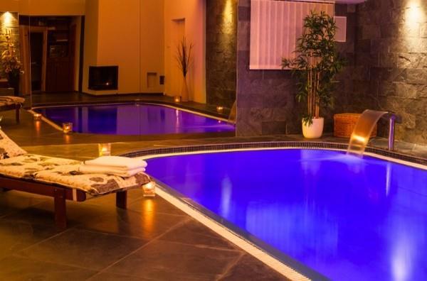 S bazénem získáte vlastní domácí wellness