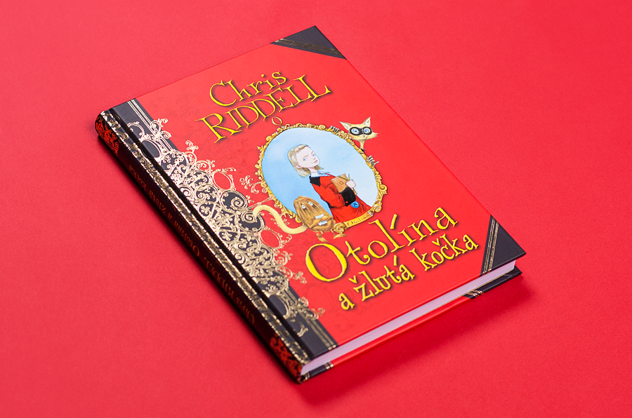 Chris Ridell - Otolína a žlutá kočka