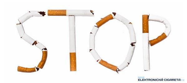 Dejte stop cigaretám