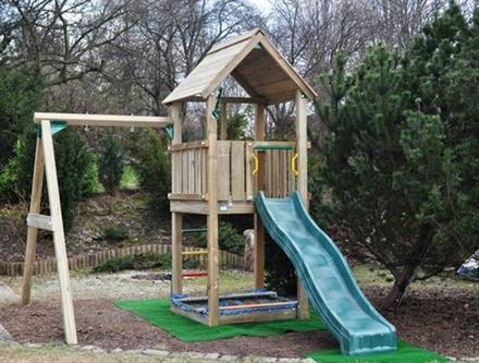 Dětské hřiště za odvoz