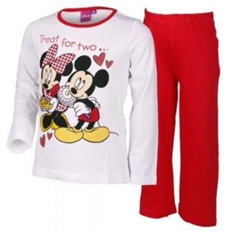 Pyzamko s Mickey a Minnie