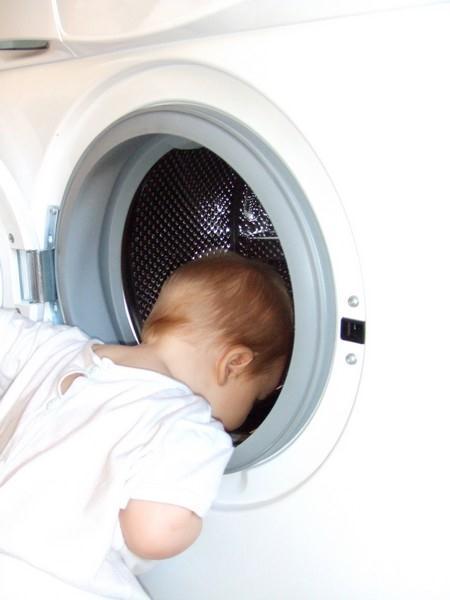 Praní, praní a zase praní, tak co jiného než sušičku