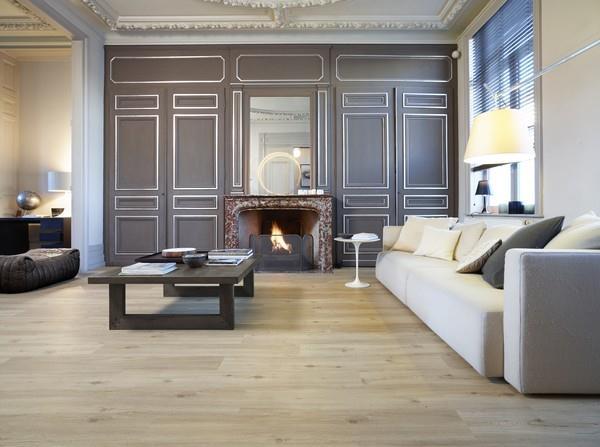 Imitace dubového dřeva