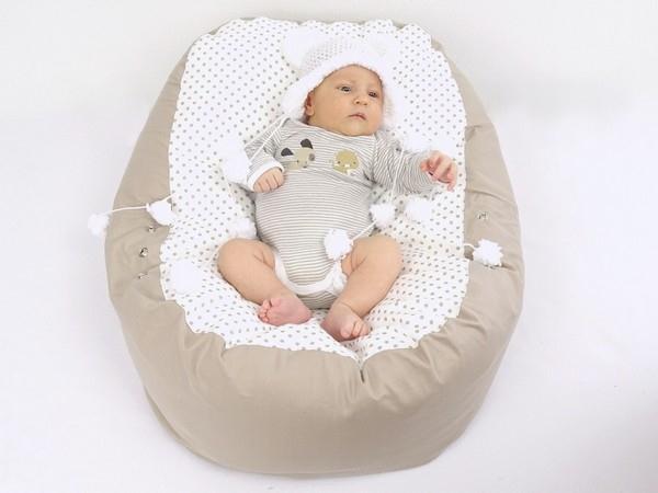 Pelíšek pro miminko