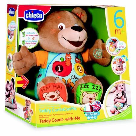Vyhrajte báječného mluvícího medvídka