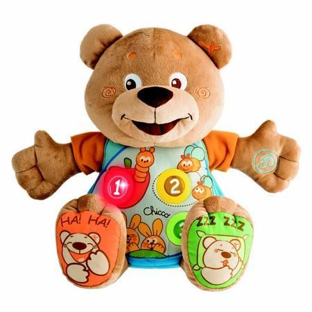 Mluvící medvídek od Chicco