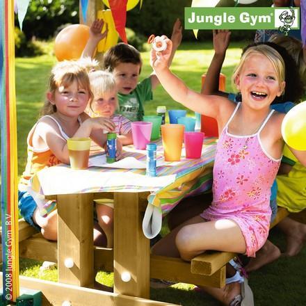 Udělejte svým dětem radost a pořiďte jim dětské hřiště Jungle Gym