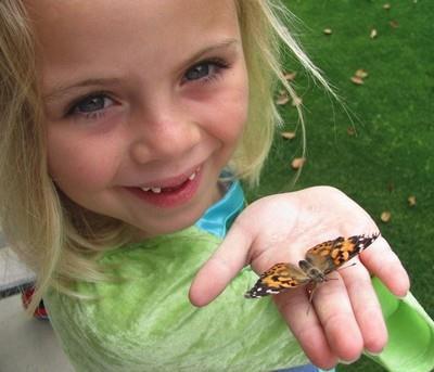 Ukažte dětem úžasné proměny přírody u Vás doma